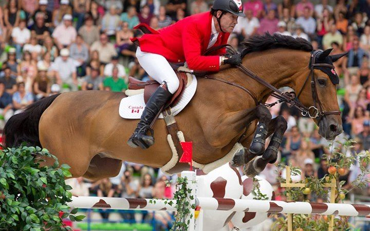 Pan American Games Showjumping