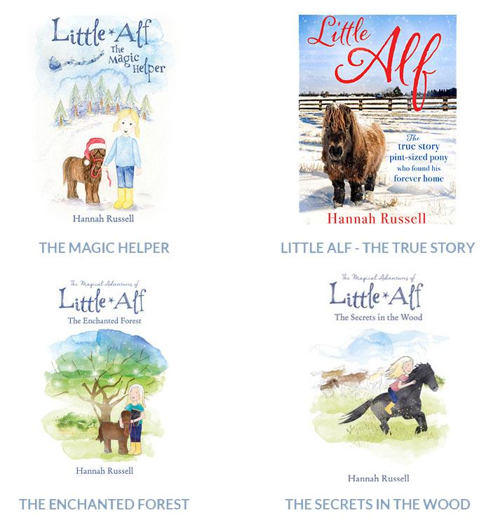 Little Alf - Horse Book