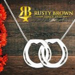 Rusty Brown Horse Jewellery
