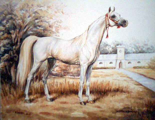 Bandos-Horse-Paintings